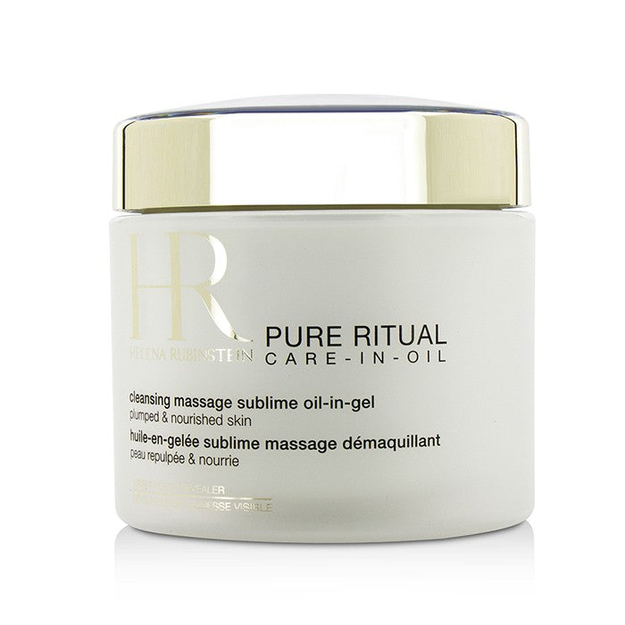 Pure Ritual Care In Oil Cleansing Massage Sublime Oil In Gel 191351