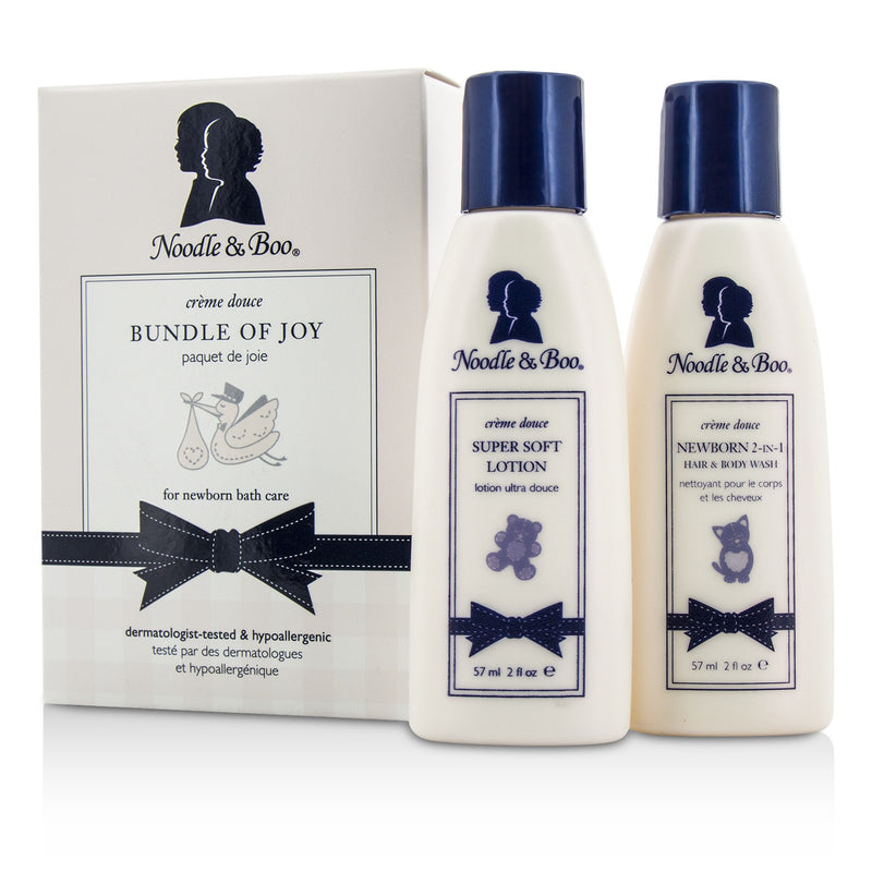 Bundle Of Joy Set: Newborn 2 In 1 Hair & Body Wash 59ml/2oz + Super Soft Lotion 59ml/2oz 197383