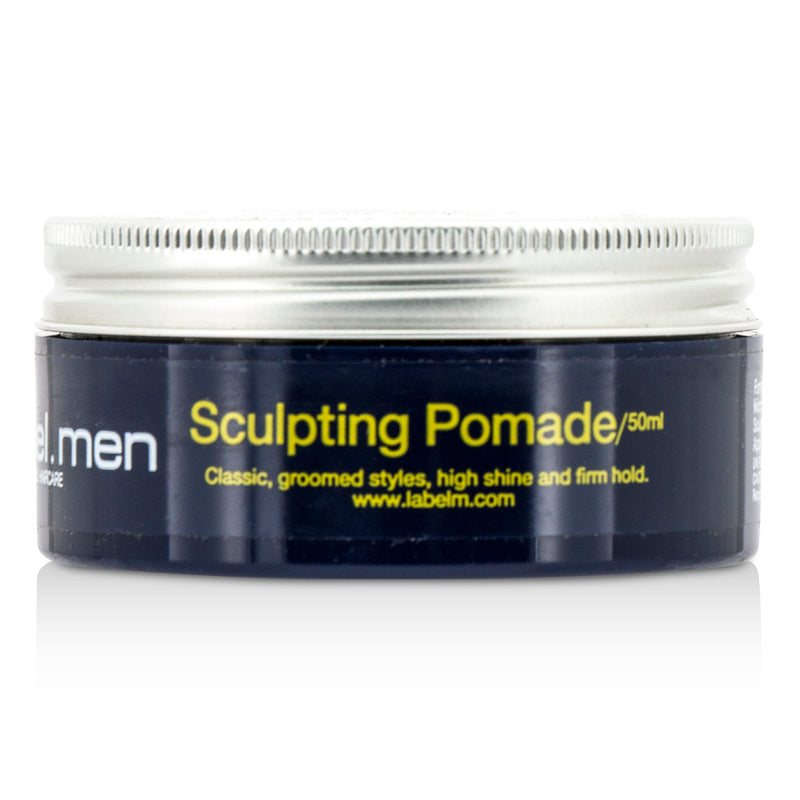 Men's Sculpting Pomade (Classic, Groomed Styles, High Shine And Firm Hold) 197788