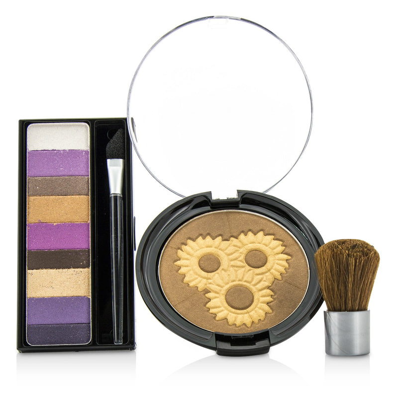 Makeup Set 8660: 1x Shimmer Strips Eye Enhancing Shadow, 1x Bontanical Bronzer, 1x Applicator 198314