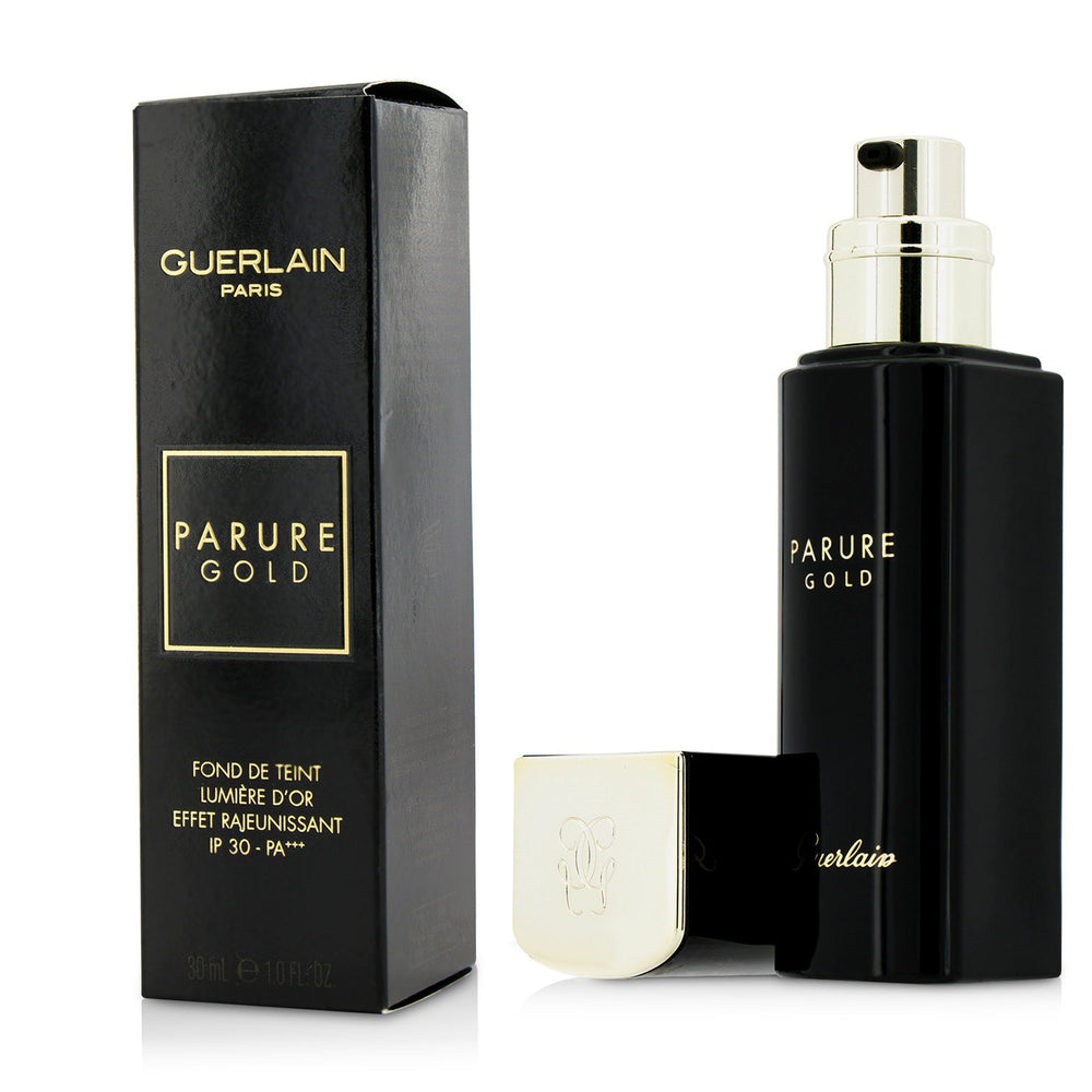 Load image into Gallery viewer, Parure Gold Rejuvenating Gold Radiance Foundation Spf 30   # 04 Beige Moyen