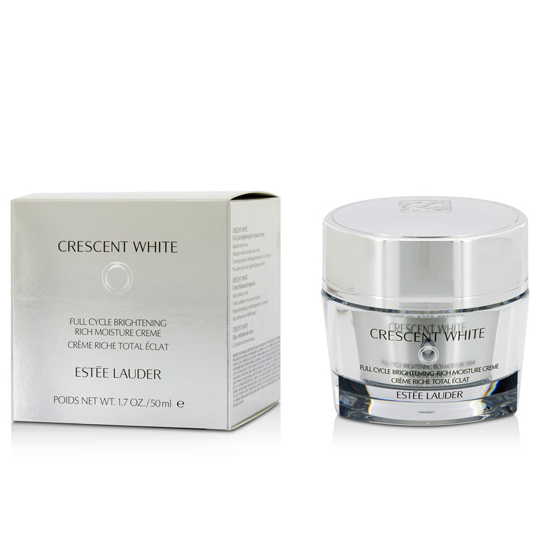Crescent White Full Cycle Brightening Rich Moisture Creme 201430