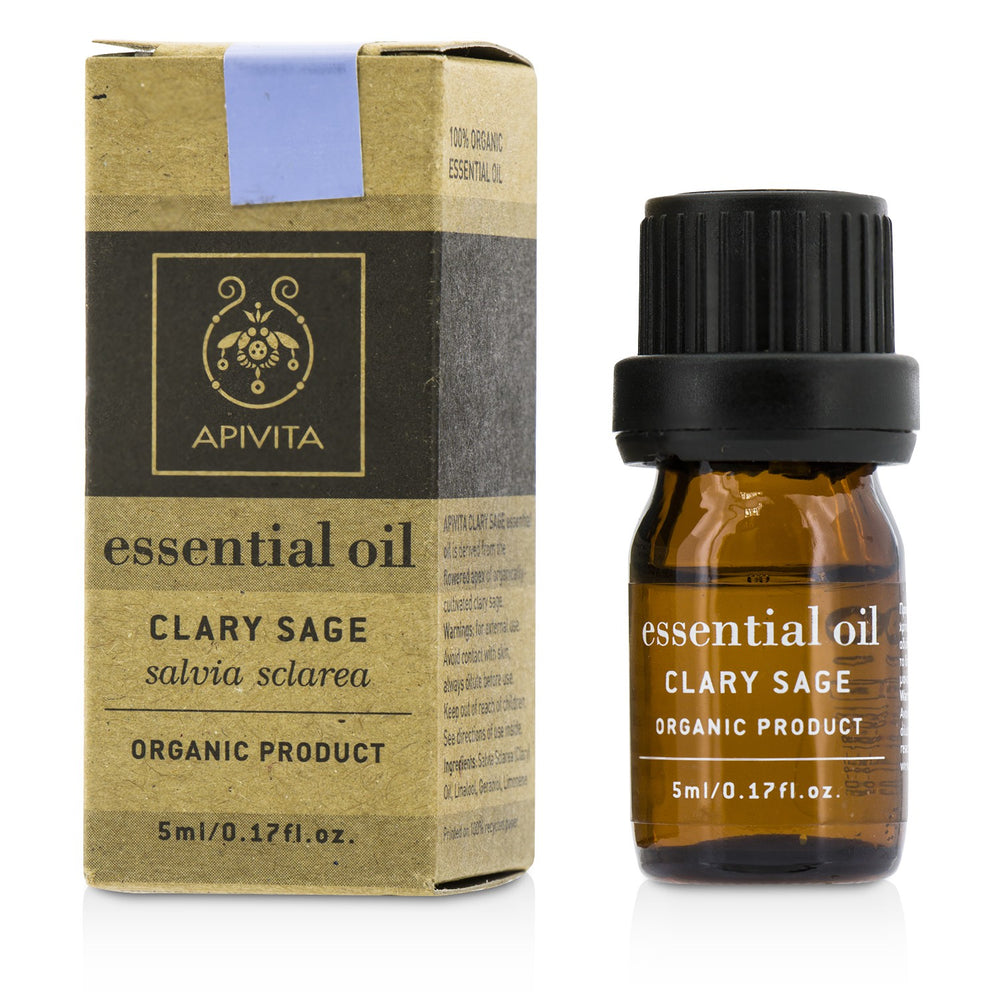 Essential Oil Clary Sage 201624