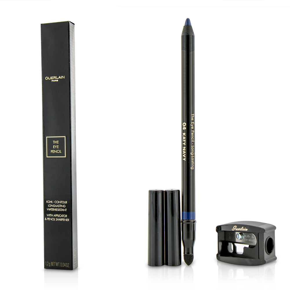 Load image into Gallery viewer, Le Crayon Yeux The Eye Pencil   # 04 Katy Navy