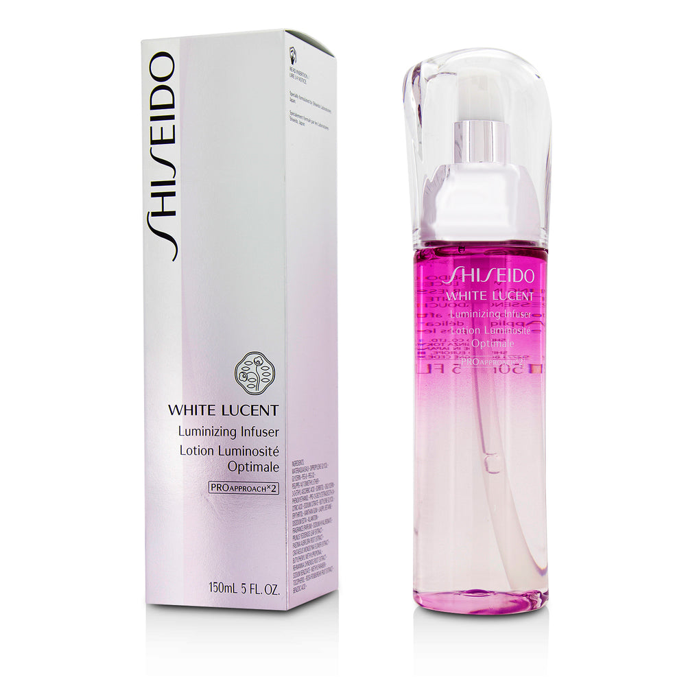 White Lucent Luminizing Infuser 201932