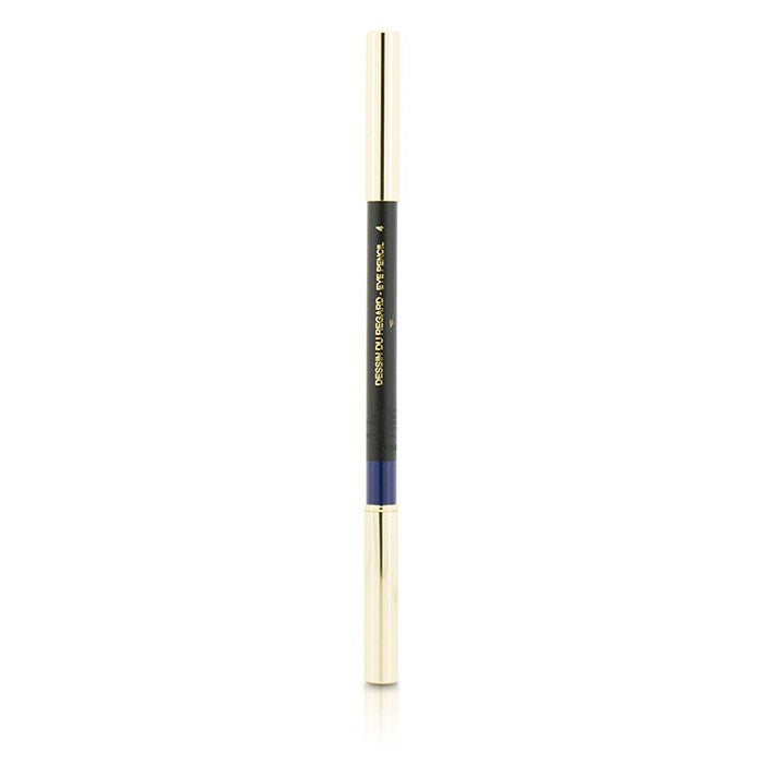 Load image into Gallery viewer, Dessin Du Regard Lasting High Impact Color Eye Pencil   # 4 Bleu Insolent