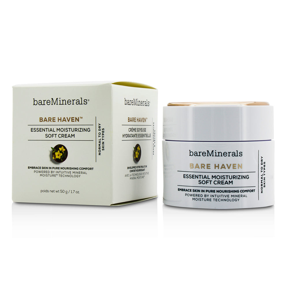 Bare Haven Essential Moisturizing Soft Cream Normal To Dry Skin Types 202457