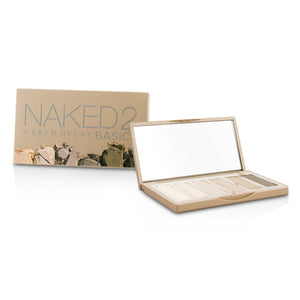 Naked 2 Basics Eyeshadow Palette: 6x Eyeshadow (Cover, Frisk, Primal, Skimp, Stark, Undone) 203991