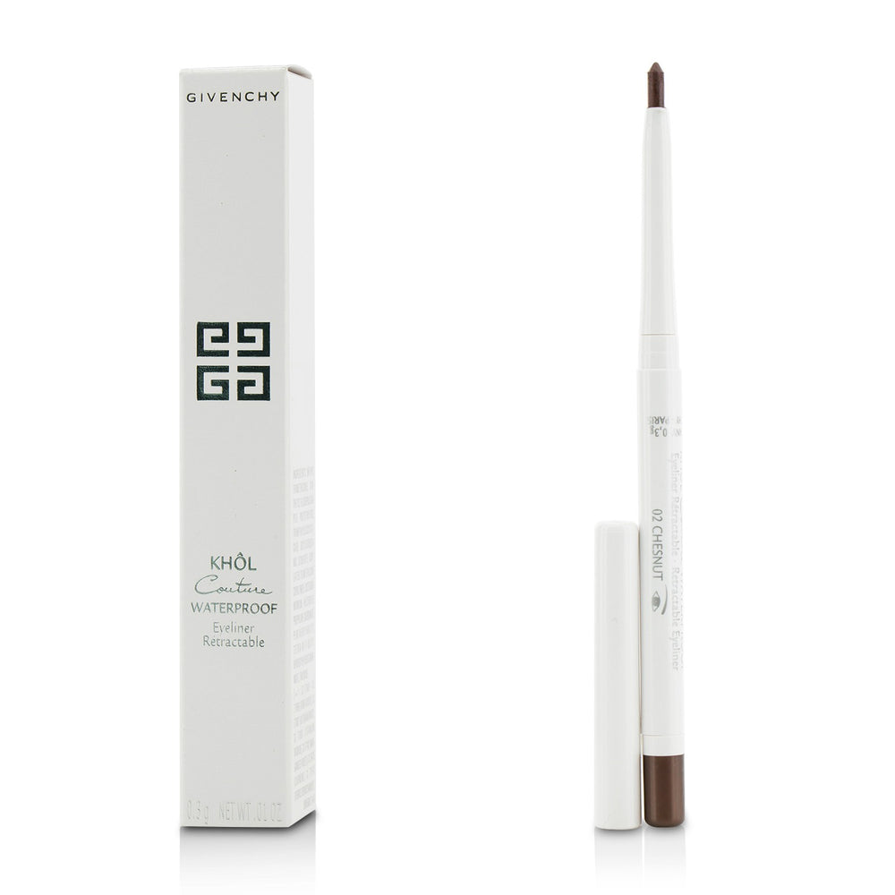 Khol Couture Waterproof Retractable Eyeliner # 02 Chestnut 204104
