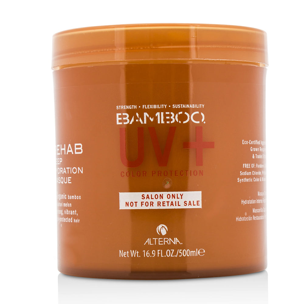 Bamboo Color Hold+ Color Protection Rehab Deep Hydration Masque (For Strong, Vibrant, Color Protected Hair) 204755