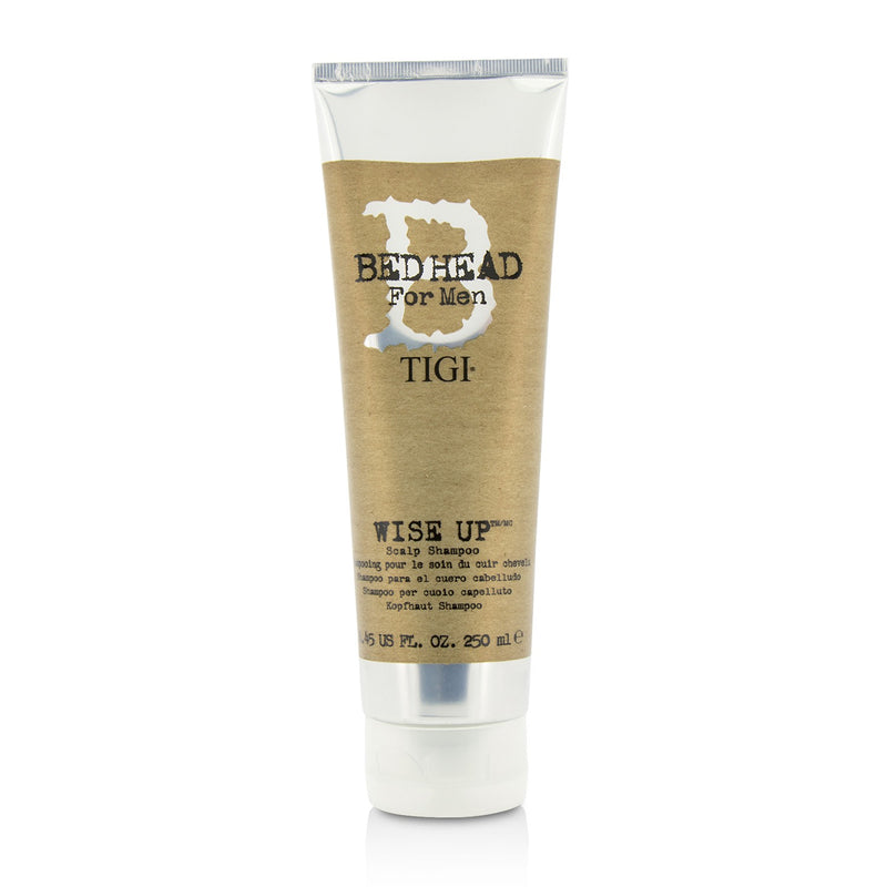 Bed Head B For Men Wise Up Scalp Shampoo 205236