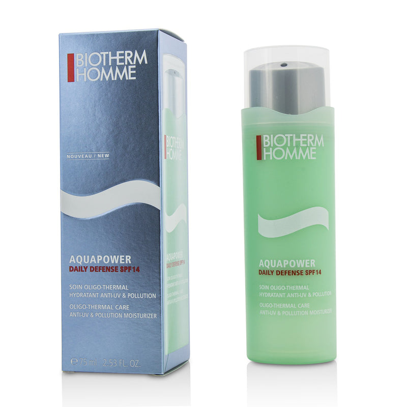 Homme Aquapower Daily Defense Spf 14 205273
