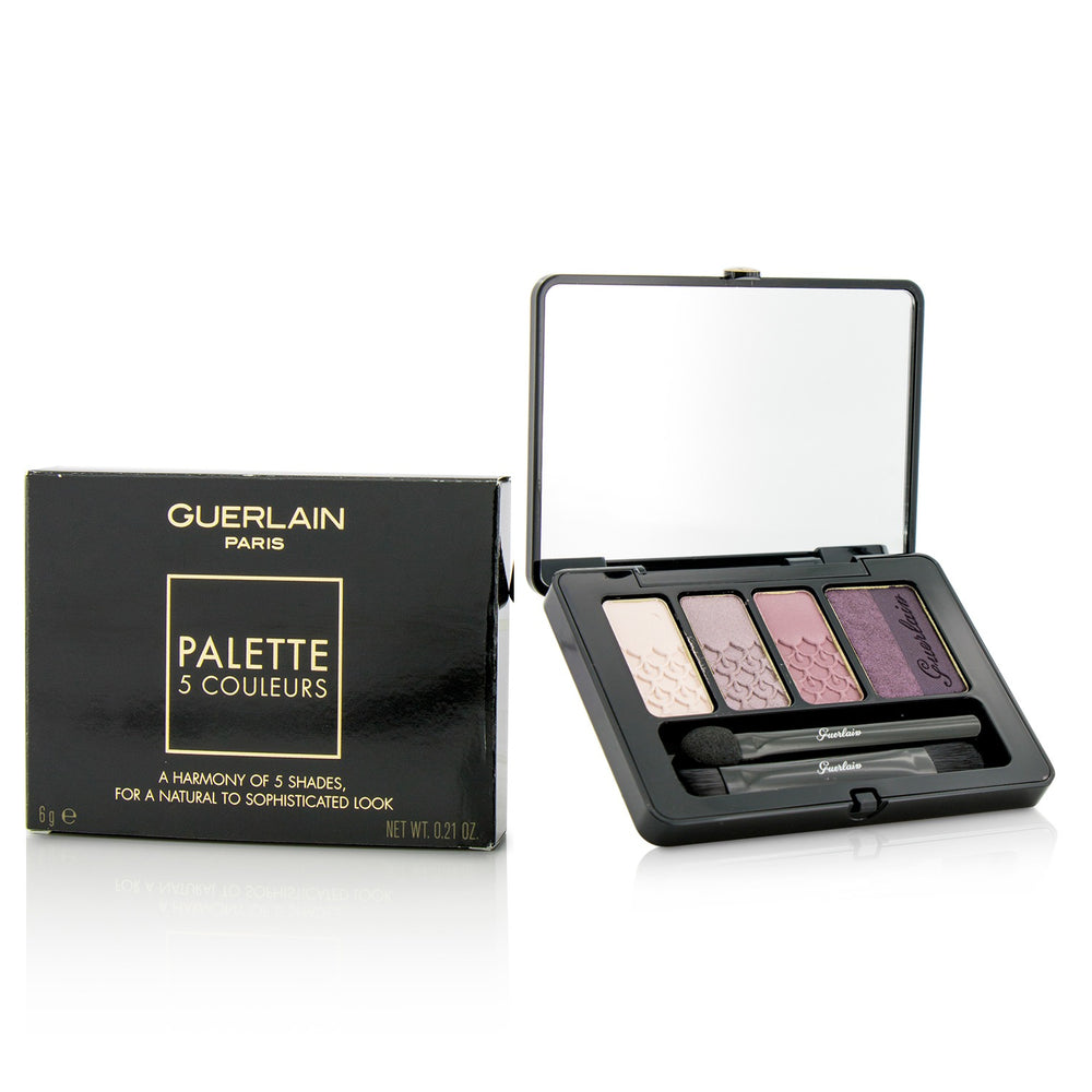 5 Couleurs Eyeshadow Palette # 01 Rose Barbare 205980