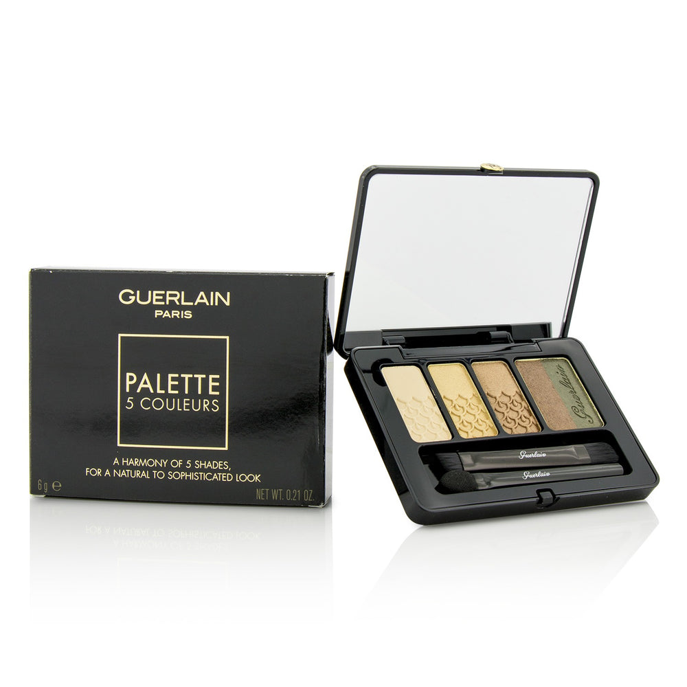 5 Couleurs Eyeshadow Palette # 03 Coque D'or 205982