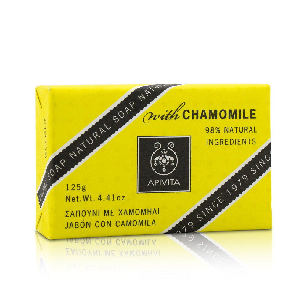 Natural Soap With Chamomile