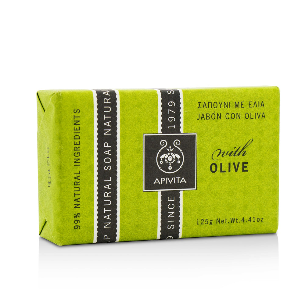 Natural Soap With Olive 206417