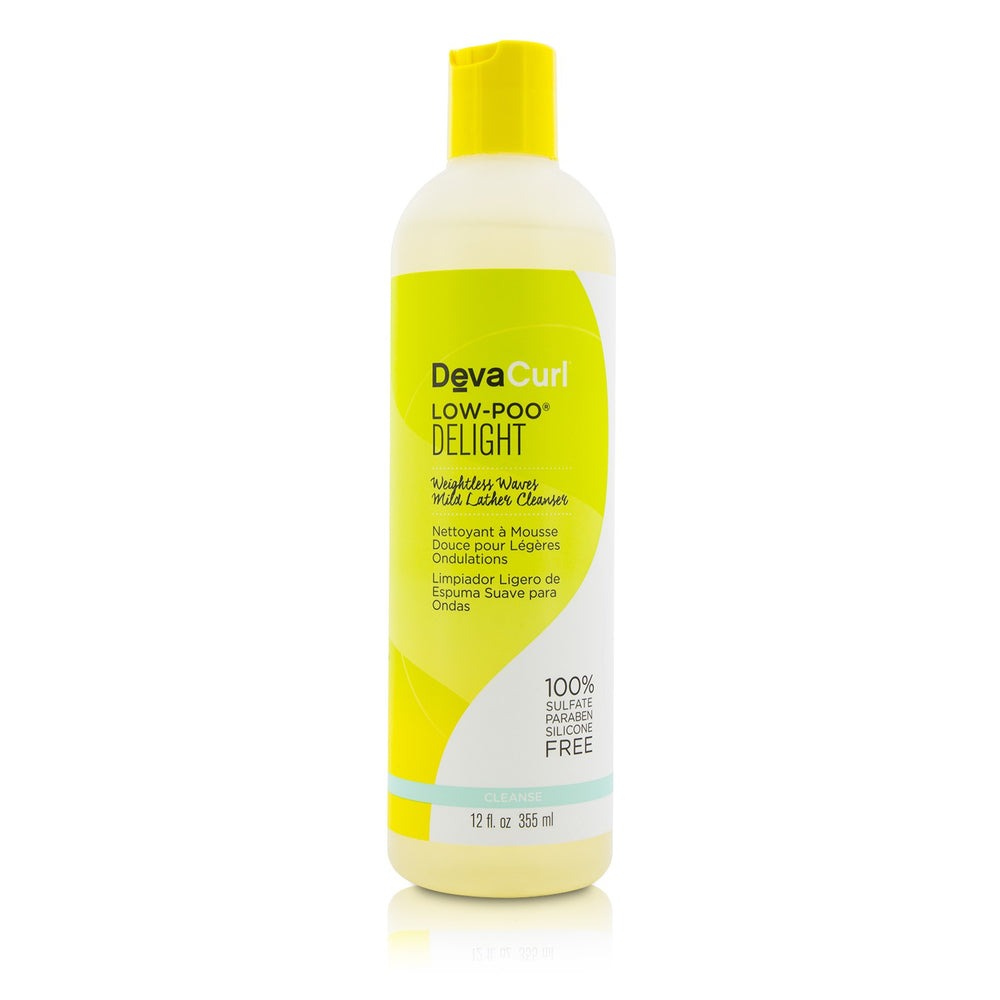 Low Poo Delight (Weightless Waves Mild Lather Cleanser For Wavy Hair) 207145