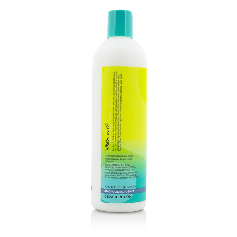 No Poo Decadence (Zero Lather Ultra Moisturizing Milk Cleanser For Super Curly Hair) 207150