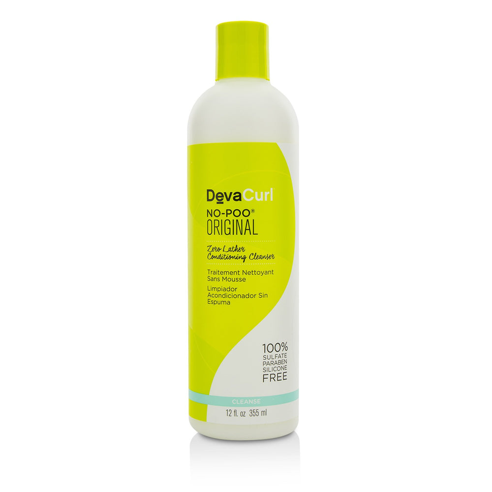 No Poo Original (Zero Lather Conditioning Cleanser For Curly Hair) 207155