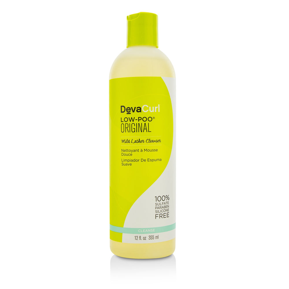 Low Poo Original (Mild Lather Cleanser For Curly Hair) 207157