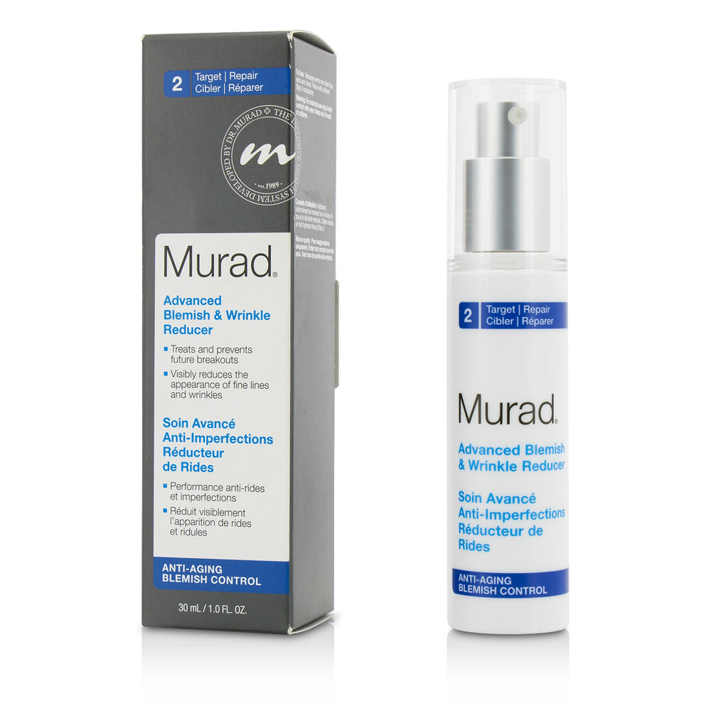 Advanced Blemish & Wrinkle Reducer