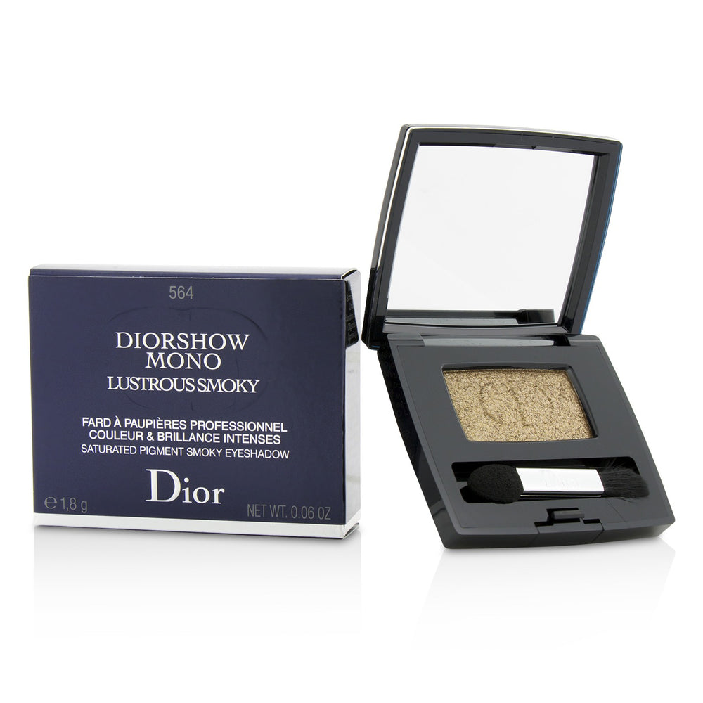 Diorshow Mono Lustrous Smoky Saturated Pigment Smoky Eyeshadow   # 564 Fire