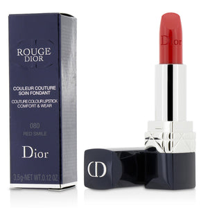 Rouge Dior Couture Colour Comfort & Wear Lipstick   # 080 Red Smile