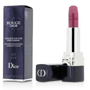 Rouge Dior Couture Colour Comfort & Wear Lipstick # 678 Culte 208231