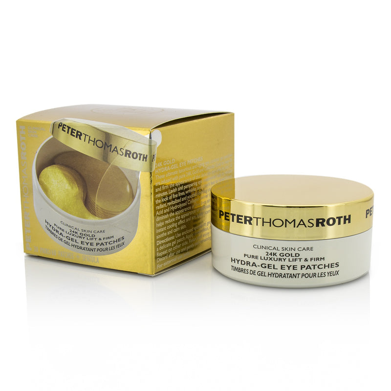 24 K Gold Hydra Gel Eye Patches 208285