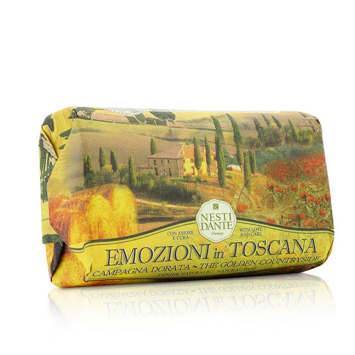 Emozioni In Toscana Natural Soap The Golden Countryside 208650