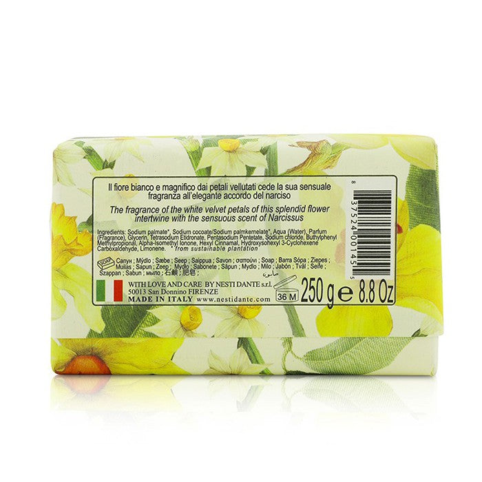 Romantica Luxurious Natural Soap Royal Lily & Narcissus 208654
