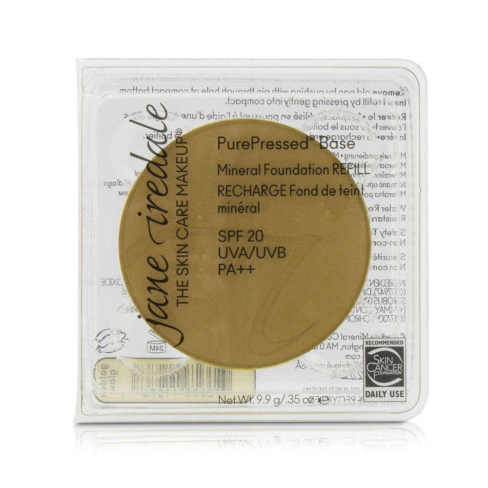 Pure Pressed Base Mineral Foundation Refill Spf 20 Golden Glow 208720