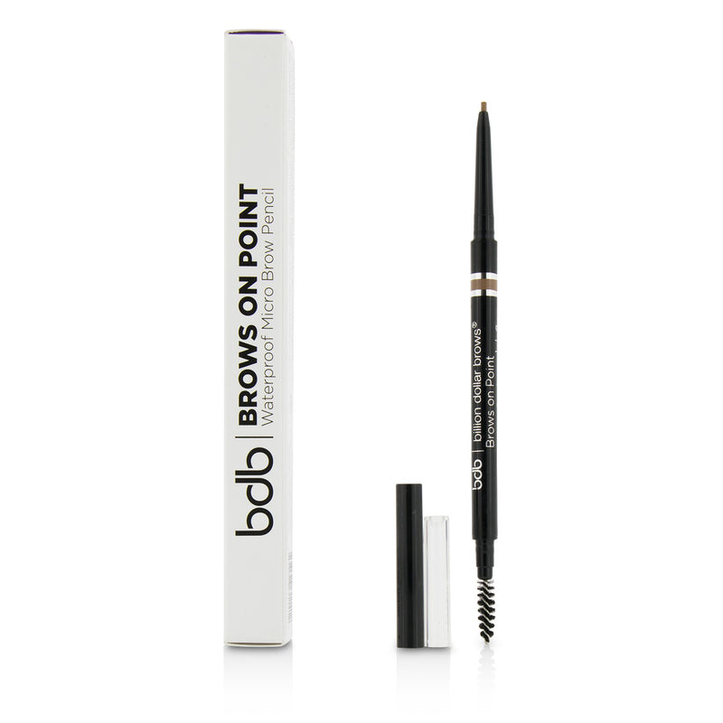 Brows On Point Waterproof Micro Brow Pencil Light Brown 208820