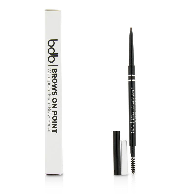 Brows On Point Waterproof Micro Brow Pencil Raven 208822