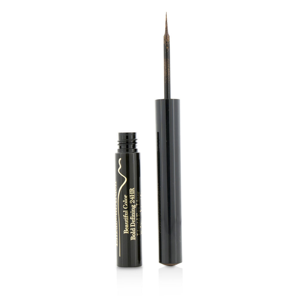 Beautiful Color Bold Defining 24 Hr Liquid Eye Liner 02 Gilded Brown 209450