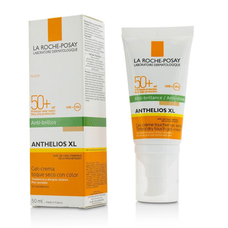 Anthelios Xl Tinted Dry Touch Gel Cream Spf50+ Anti Shine 209680