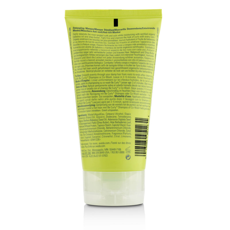 Be Curly Intensive Detangling Masque 209793