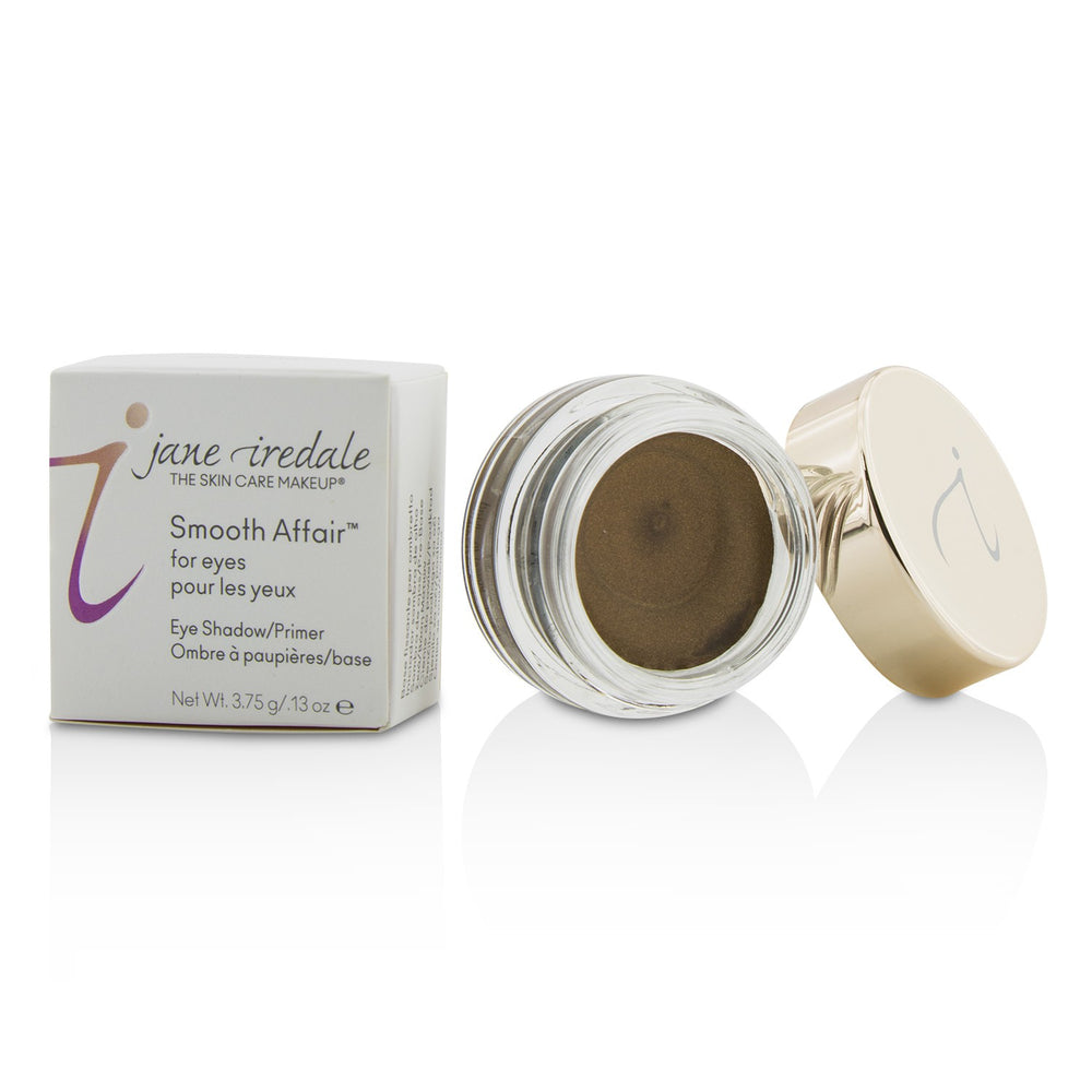 Smooth Affair For Eyes (Eye Shadow/Primer) Iced Brown 209884