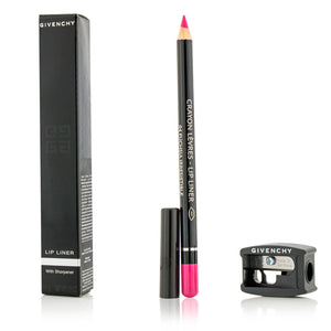 Lip Liner (With Sharpener) # 04 Fuchsia Irresistible 210154