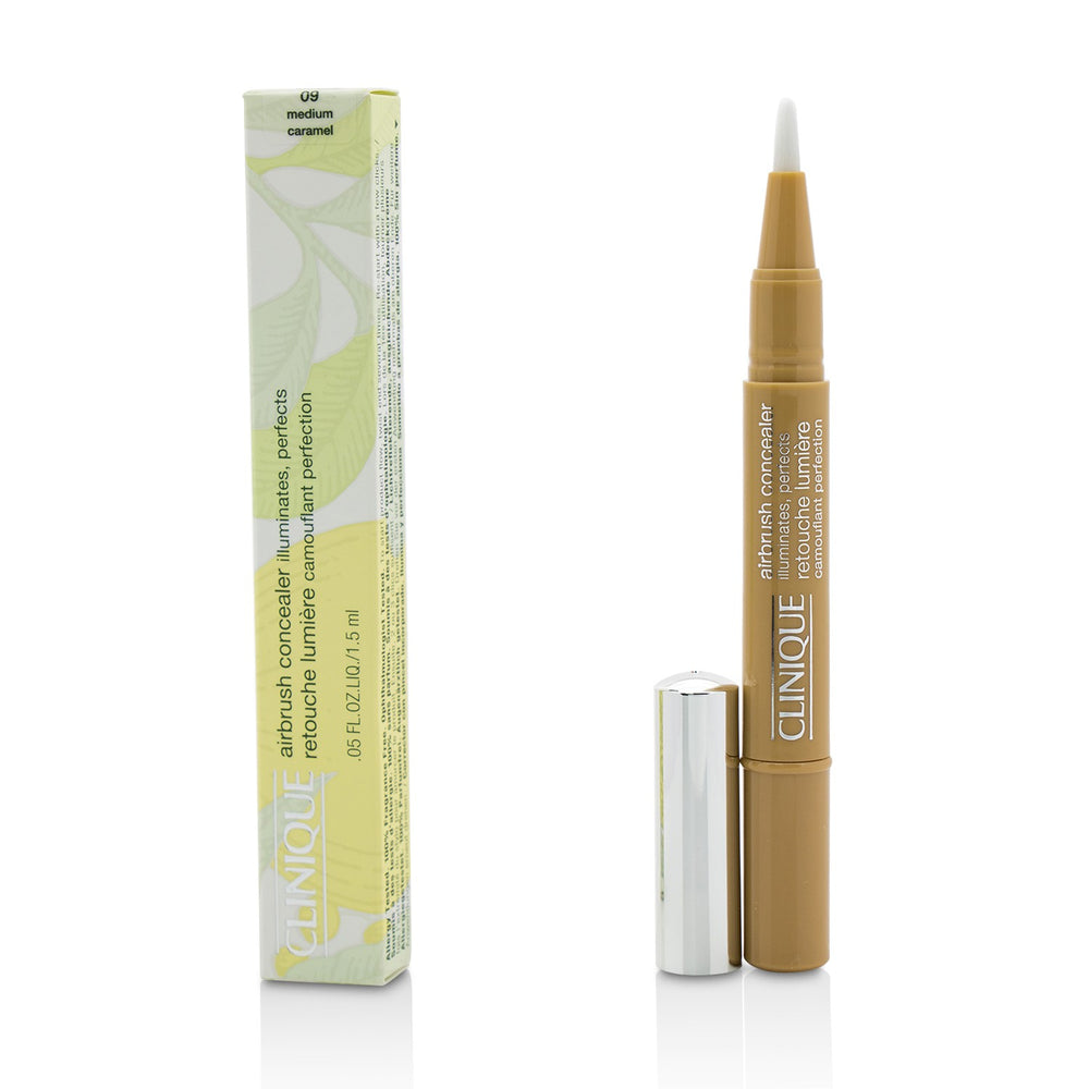 Airbrush Concealer   No. 09 Medium Caramel