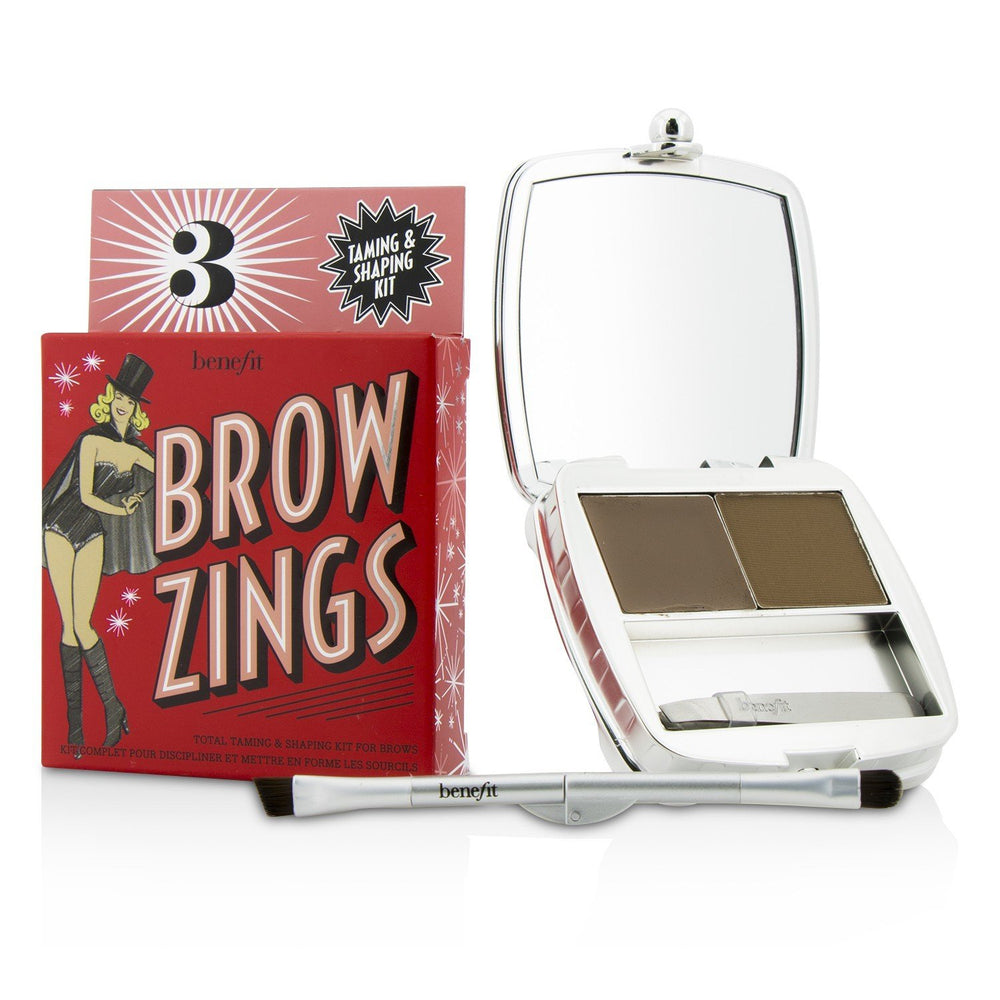Brow Zings (Total Taming & Shaping Kit For Brows)   #3 (Medium)