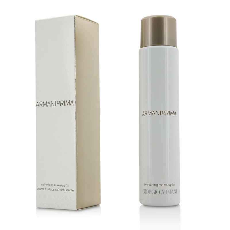 Armani Prima Refreshing Makeup Fix 210813