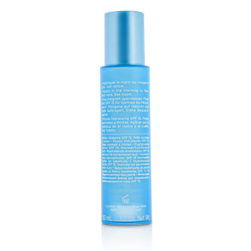 Hydra Essentiel Moisturizes & Quenches Milky Lotion Spf 15 Normal To Combination Skin 210971