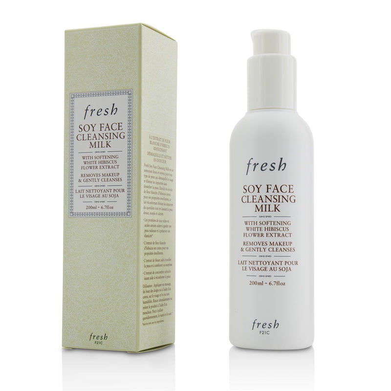 Soy Face Cleansing Milk 211042