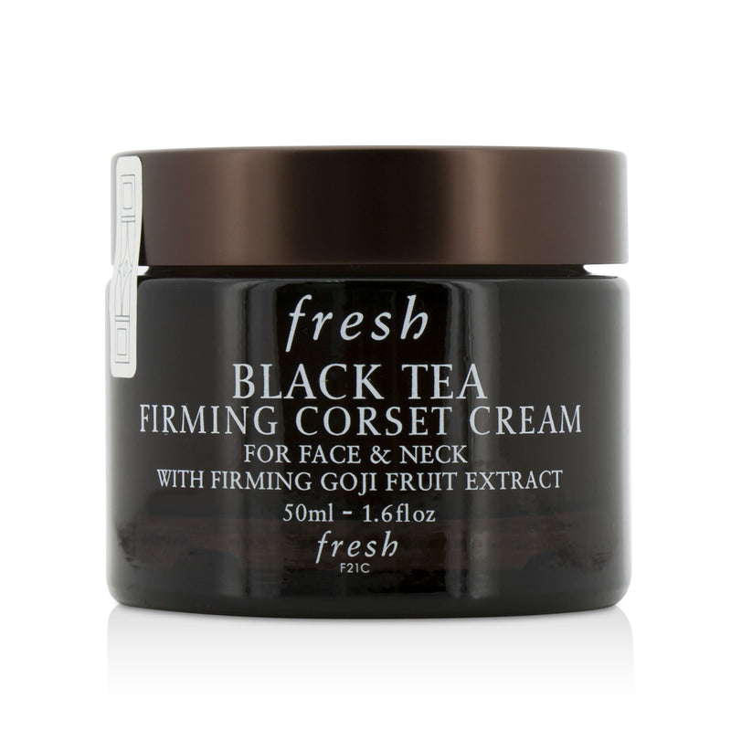 Black Tea Firming Corset Cream For Face & Neck 211043