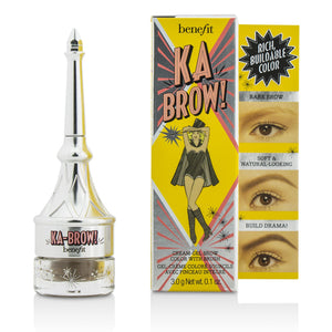 Ka Brow Cream Gel Brow Color With Brush # 3 (Medium) 211220