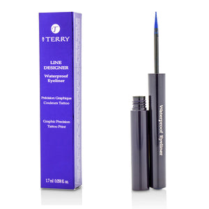 Line Designer Waterproof Eyeliner # 4 Blue Fix 211255