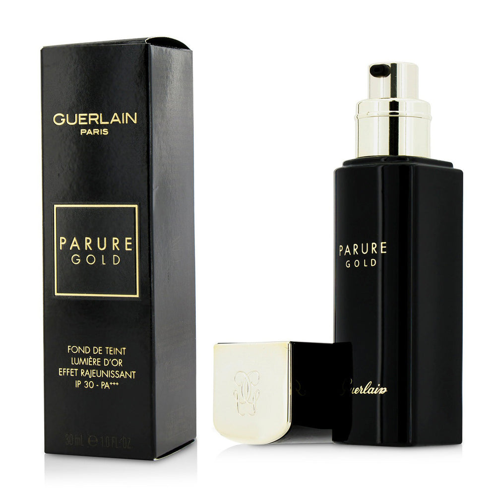 Parure Gold Rejuvenating Gold Radiance Foundation Spf 30 # 31 Ambre Pale 211708