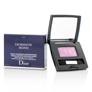 Diorshow Mono Professional Spectacular Effects & Long Wear Eyeshadow # 848 Focus 212038