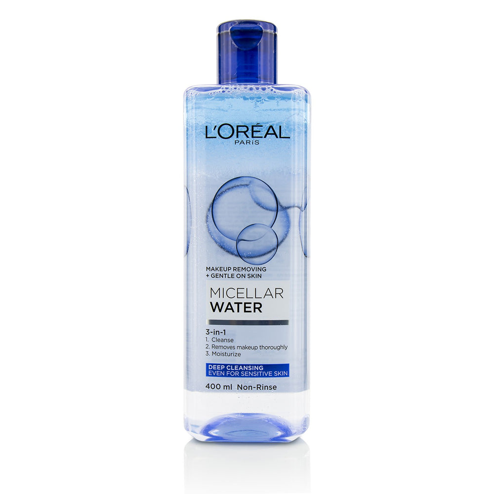 3 In 1 Micellar Water (Deeping Cleansing)   Even For Sensitive Skin